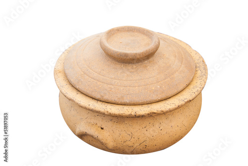 Earthen Pot - Old Pottery