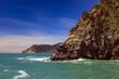 Cinque terre: côtes italiennes