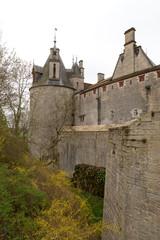 Muraille du château