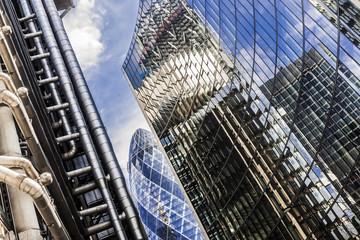 London City office buidings
