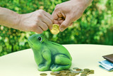 Common - mutual saving for the future poster
