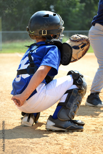 Catcher Position