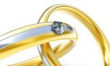 Eheringe, Konzept Hochzeit - 51910055