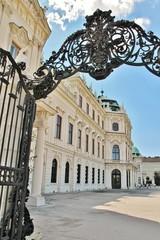 Gartentor Belvedere Wien