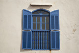 Window in Essaouira, Morocco