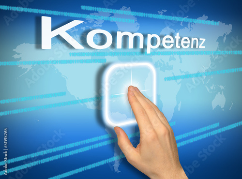 Button - Kompetenz