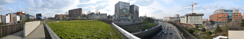 Parc Gainsbourg porte des Lilas