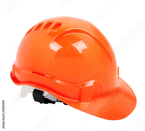 hardhat isolated on white