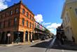 rue de la nouvelle Orleans,  calèches