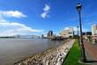 la nouvelle Orleans, front de mer