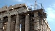 Restoration of the Parthenon at the Athenian Acropolis