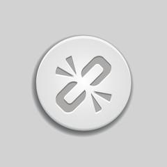 Broken link button