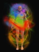 Menselijk energielichaam