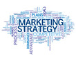 """MARKETING STRATEGY"" Tag Cloud (advertising business commerce)"