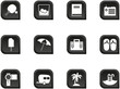 icones vacances