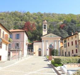 Piazza di Montorfano - Como