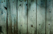 Horizontal blue wooden texture