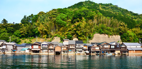 Fishing Village in Kyoto