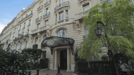 Элитный дом в Париже