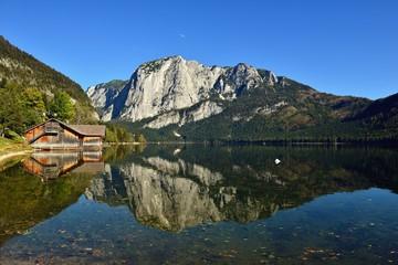 Altausseer See im Steirischen Salzkammergut