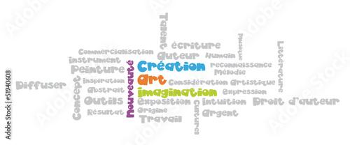 Nuage de Tags : Création