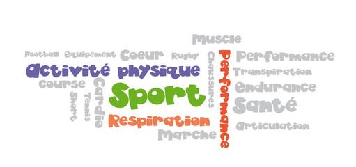 Nuage de Tags : Sport