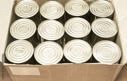 canned production