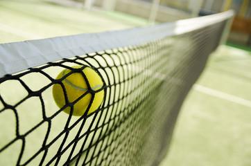 Net stop a nice shot.