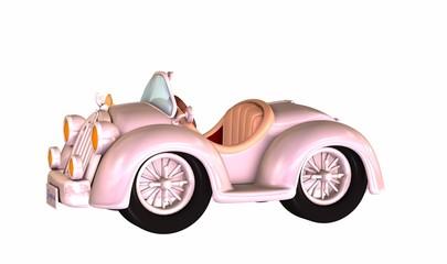 mini voiture de luxe