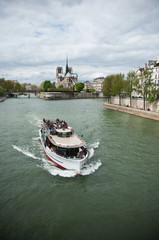 quai de Seine à Paris