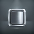 Metal box app icon