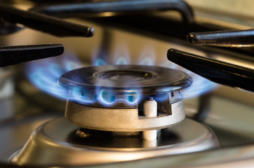 Gas stove enabled