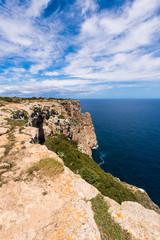 Formentera coastline