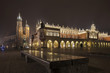 Cracow City Centre, Poland, Europe