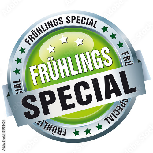 Button - Frühlings Special