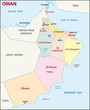 Oman Administrative divisions