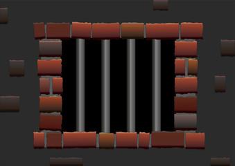 Jail Bars ( Gitter Stäbe Gefängnis )