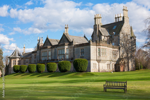 Edinburgh - Lauriston Castle