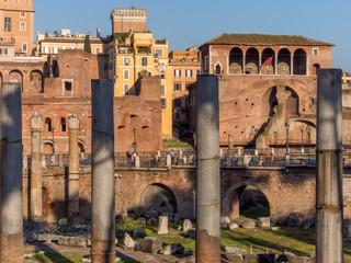 Roma, i mercati di Traiano (part.)
