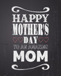 Chalkboard Mother's Day D...