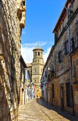 Baeza, ciudad del Renacimiento