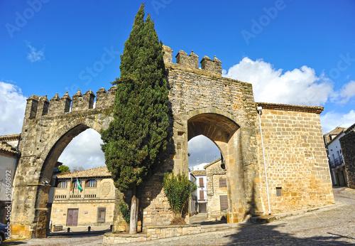Puerta de Jaén, Baeza