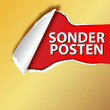 Marketing - Sonderposten