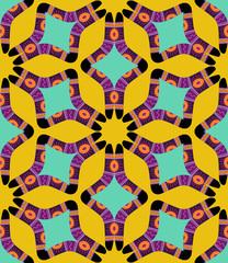 Ethnic australian boomerang pattern
