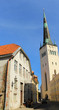 Old town -St. Olav church