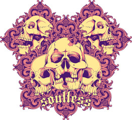 Soulless skulls