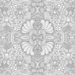 Hand drawn seamless pattern, seamless vector pattern