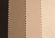 Textura de tela en colores marrones