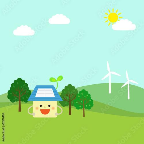 house ecology