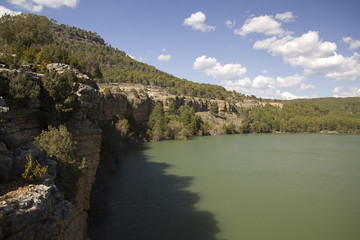 Toba Reservoir, Cuenca, Spain